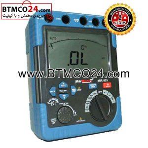 تستر مقاومت عایق میگر مارمونیکس مدل MARMONIX MIR-505