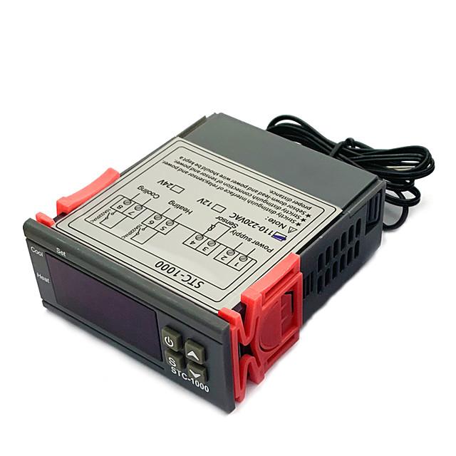 کنترلر دما دو حالته مدل STC-1000