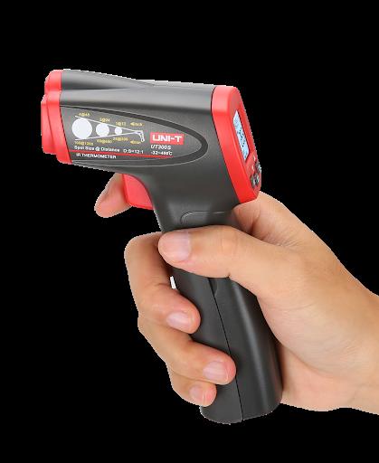 ترمومتر لیزری ۴۰۰ درجه یونیتی مدل UNI-T UT300S